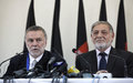 Afghan electoral body starts audit of results of Presidential election run-off