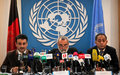 UNAMA's review of the week - photos and stories