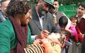 Afghanistan and Pakistan go to war – against polio!