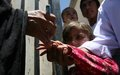 Eight million children vaccinated against polio in Afghanistan