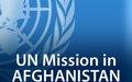 Peace Day 2009: Latest UNAMA Radio programme