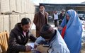 1,200 poor families in Afghanistan's Central Highlands receive UN winter assistance