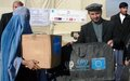 UN launches this season's winter assistance in south-eastern Afghanistan
