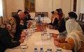 Afghan women's participation in Bonn Conference essential: UN envoy de Mistura