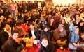 Afghan youth throw their weight behind efforts to seek sustainable peace