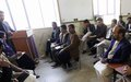 Afghan justice system the focus of UN-backed radio debate in Farah