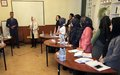 Herat women discuss ways to tackle workplace harassment