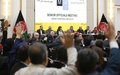 Afghanistan and international community take stock of progress one year after Brussels conference