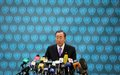 Statement of the UN Secretary-General on the Afghan elections