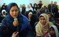 Daikundi leaders call for communities across Afghanistan to support peace