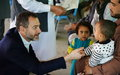UN conducts extensive development and humanitarian work in Afghanistan