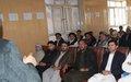 Good governance key to community development, say participants at UN event in Kandahar