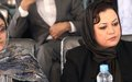 Herat leaders call for Afghan women to play active role in politics