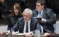 UNAMA chief briefs Security Council on Afghanistan