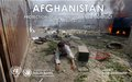 Extreme harm to Afghan civilians continues as suicide attacks worsen, latest UN report shows