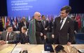 Afghanistan, international partners agree to sharper priorities at Hague meeting