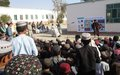 Kandahar theatre performances promote rights of children in armed conflict