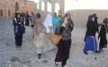 Women leaders gather in Herat to discuss their role in peacebuilding