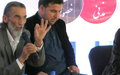 Local government and community cooperation vital to good governance, agree Kapisa debate participants