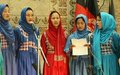 Bamyan residents celebrate international 'creative city' recognition