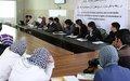Afghan social media activists pledge to fight gender-based violence