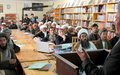 Bamyan religious leaders learn of dangers faced by migrants