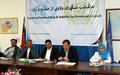 Participants at UN-backed event strategize on peace in Afghanistan's north