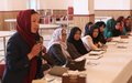 Preserving hard-fought women's rights a must, say Bamyan civic leaders