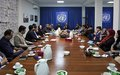 Samangan provincial authorities and media forge ties to improve access to information