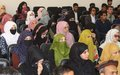 UN supported human rights seminars at Kunduz University
