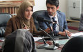 Afghan youth have key role in supporting women's rights