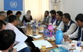 Journalists in Afghanistan's northeast strategize on media's role in advancing peace