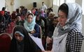 At UN-backed debate, Bamyan leaders call for unity across Afghanistan