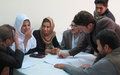 Baghlan programmes provide platform for voices on peace