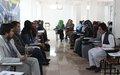 Takhar civil society strategizes on promoting, defending human rights