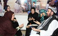 Meaningful participation of Afghan women in peace initiatives the focus of 'open days' events