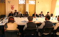 Kabul workshop strengthens work of Afghan human rights advocates