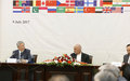 Afghanistan and international partners take stock of progress on development plan