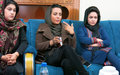 Afghan women reporters, seizing on global trends, empower voices against abuse and violence