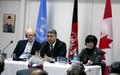 UN's SRSG Eide urges strong support for Afghanistan agriculture, big infrastructure
