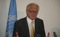 UN top envoy for Afghanistan urges Afghans to take lead on poppy elimination