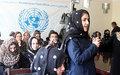 Women's crucial role in politics the focus of UN debate in Badakhshan