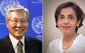 UN envoy Yamamoto meets Pakistan Foreign Secretary during Islamabad visit