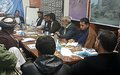 UN-backed event aims to strengthen ties between Afghan police, communities