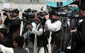 Media freedom, access to information debated at UN-backed event in Kandahar