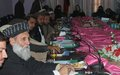 Protecting, supporting civilians affected by conflict the focus of Nangarhar symposium