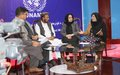 Communities across Afghanistan call for an end to violence against women