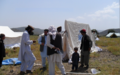 Reducing violence is crucial in coping with the humanitarian crisis in Afghanistan