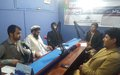 Ending the conflict and harm to civilians the focus of a Gardez radio discussion