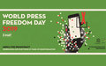 World Press Freedom Day 2019 - Defend Journalism